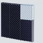 Air Inlet Louvres Small